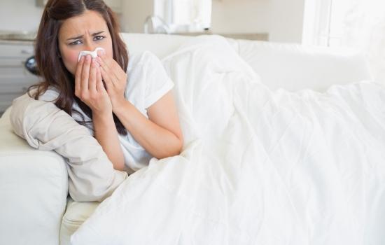 기침, 콧물 등 감기는 그만! 겨울 면역력 높이는 방법