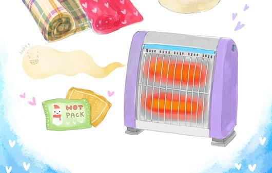 겨울 필수품 핫팩, 저온화상에 주의!