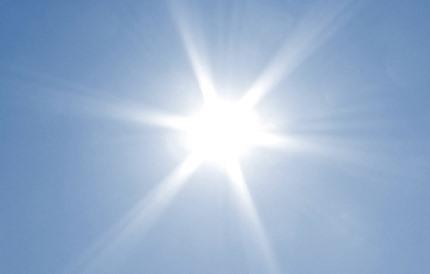 여름 자외선
