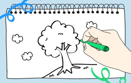 [그림상담] '나무' 그림으로 알아보는 심리테스트
