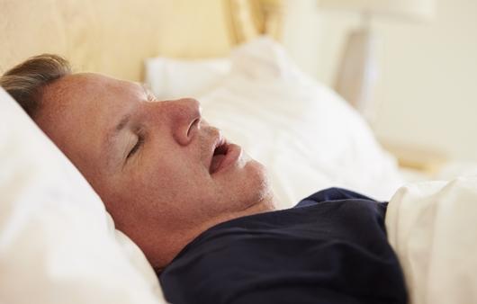 수면 무호흡증 있으면 통풍 위험 증가한다