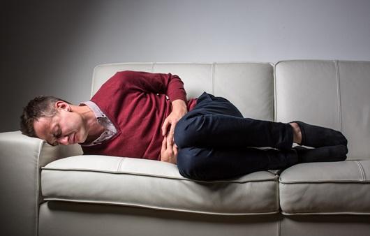 [1분 Q&A] 우울증 때문에 소화불량이 생길 수 있나요?