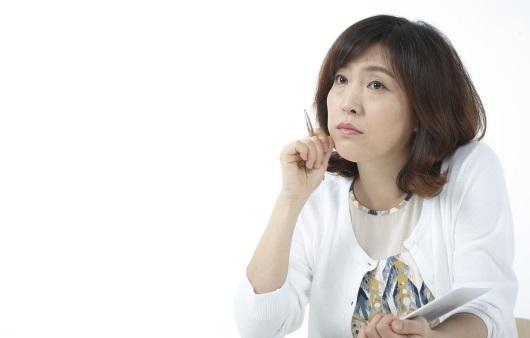 50대 여성의 고민, 폐경기증후군 증상