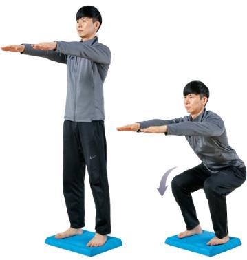 스쿼트 운동