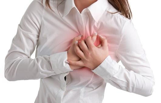 생리 직전에 따끔한 가슴통증, '유방통' 원인과 관리법