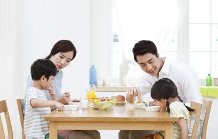 가족 식사