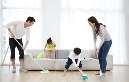 전국 미세먼지 농도 나쁨, '실내 생활' 대처법