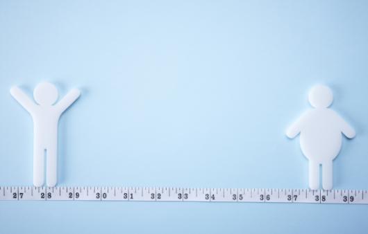 여자가 남자보다 살이 더 잘 찌는 이유는?