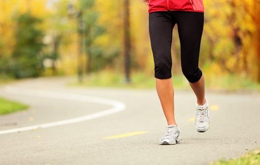 걷기, 달리기 운동