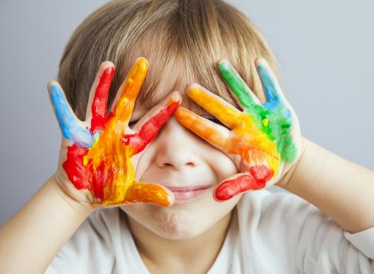 어린이용 핑거 페인트, 절반은 안전기준에 부적합!