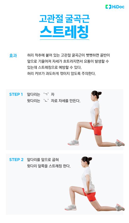 골프 부상 예방 운동_고관절 스트레ㅣ칭
