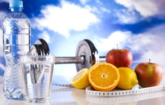 다이어트에 필요한 것들