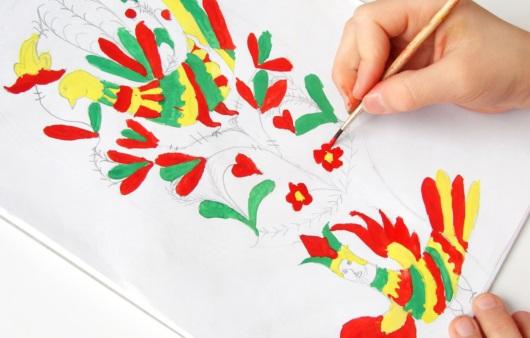 색칠하기, 성인의 정신 건강 증진에도 유익