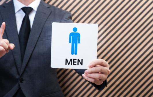 남성 화장실