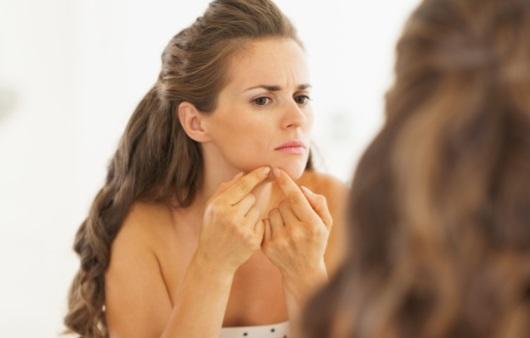 다낭성 난소 증후군과 여드름