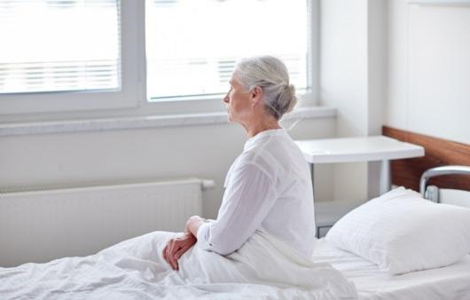 맞춤형 조명, 알츠하이머 환자의 수면 장애 개선