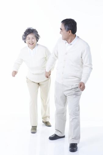 노년의 걷기 운동