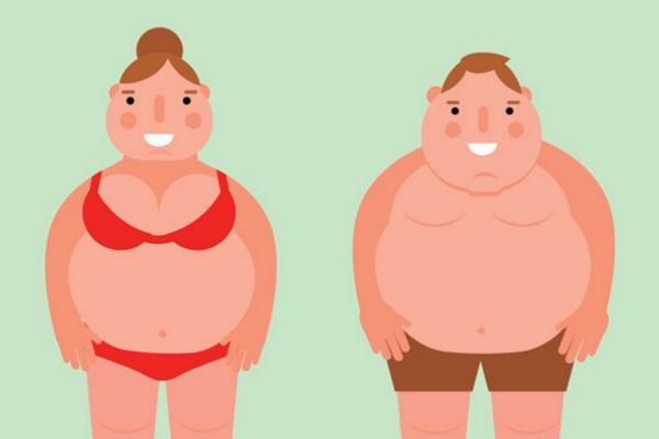 얼굴과 복부에만 살이 찐다면? 쿠싱증후군의 증상