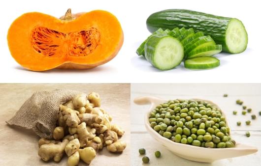 체질별 산후다이어트에 도움이 되는 음식