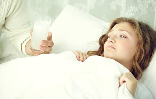 감기 걸리면 왜 '물'을 많이 마시라고 할까