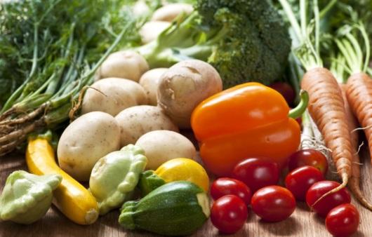 각종 채소