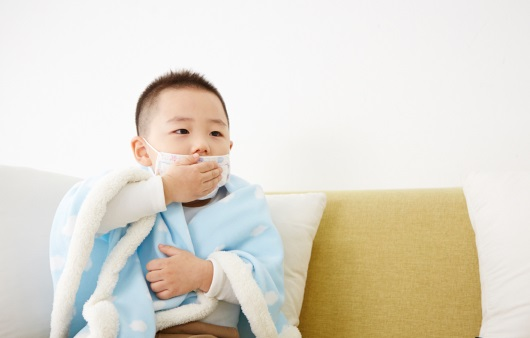 어린이 감기