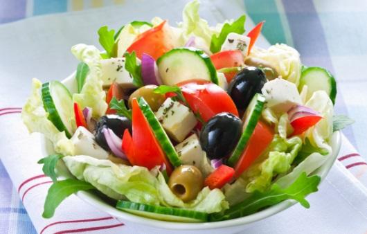 지중해식 다이어트 식단
