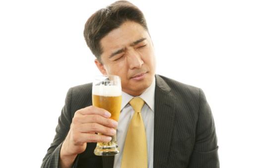 술에 취한 남성