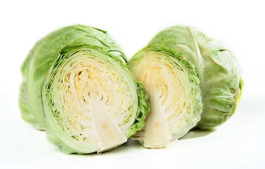 여드름에 좋다고 알려진 양배추, 성분과 활용방법.