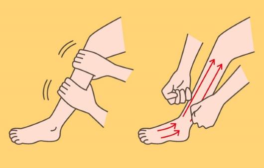 [1분 Q&A] 종아리 발목이 퉁퉁, 다리 부종 원인은?