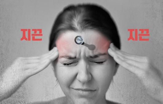 지끈지끈 '두통'에 관한 궁금증 5가지