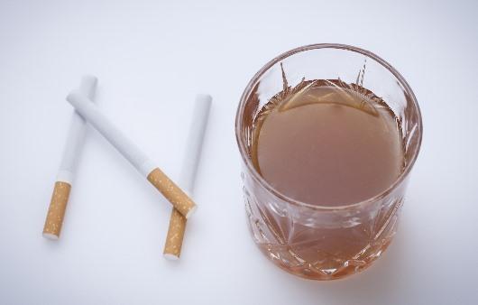 담배와 술