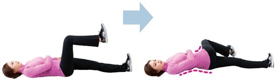 허리 강화 운동