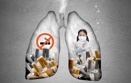 폐암 초기증상, 비흡연자도 안전하지 않은 이유는?