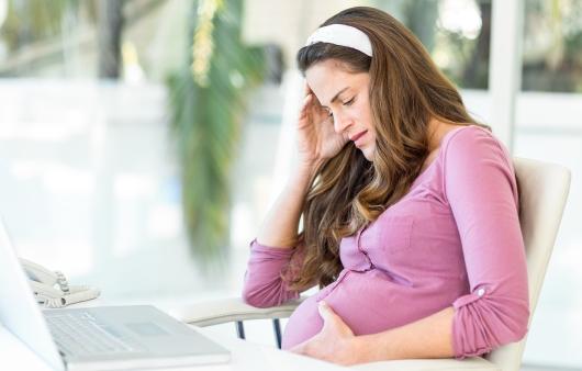 임신 두통