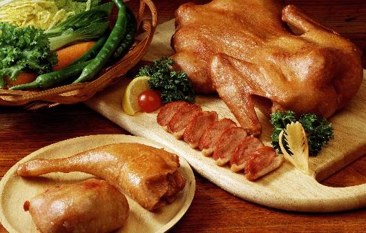 닭,오리,메추리고기 요리