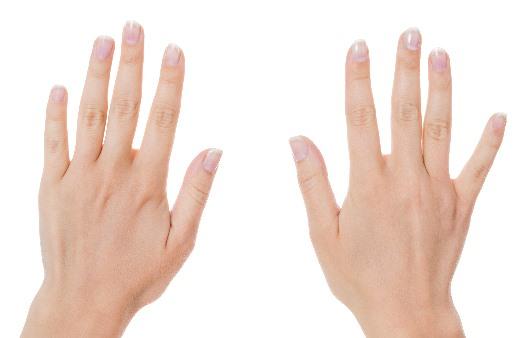 손톱에 검은 줄이 생기는 이유는?