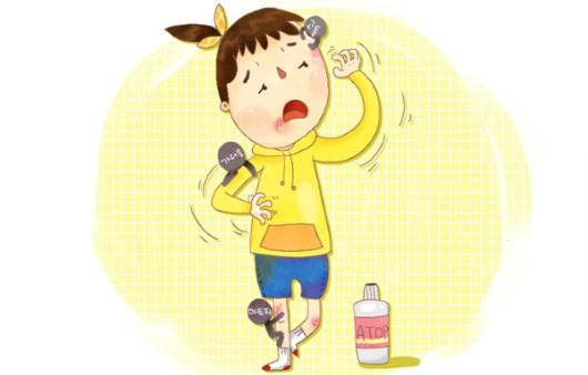 아토피 치료, 체질개선과 면역체계 강화 중요