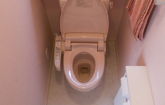 화장실변기