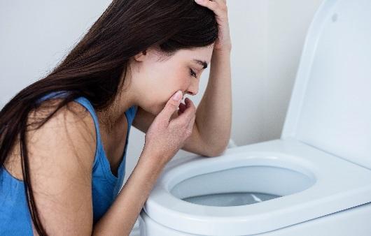이유 없이 토할 것 같을 때, 구토 원인 질환은 무엇?