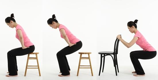 [1분 Q&A] 사무실에서 앉아서 할 수 있는 운동은?
