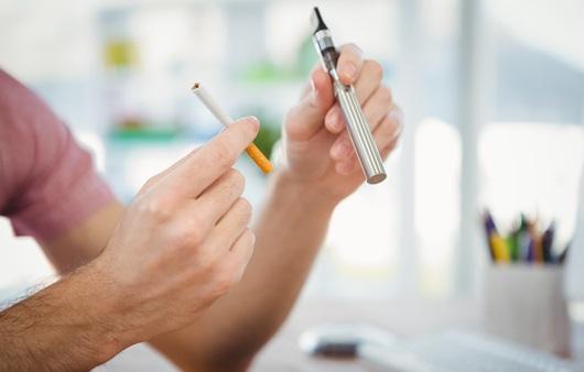 일반 담배와 전자담배