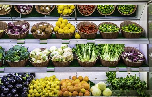 루테인이 풍부한 녹황색 과일채소