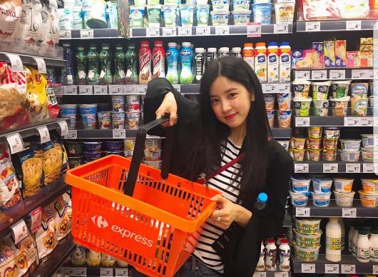 에이핑크 박초롱(출처