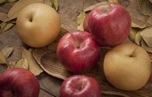 추석 상차림에 빠질 수 없는 과일, 먹으면 살찔까?