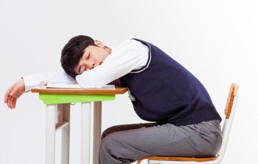 학생들의 과다수면, 학업 스트레스 탓일 수도