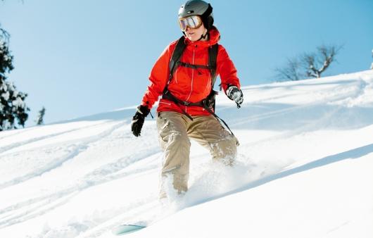스키타는 여성