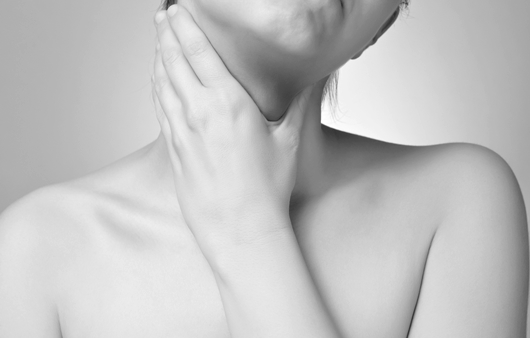 통증 없이 목에 잡히는 멍울, 혹시 결핵성 임파선염?