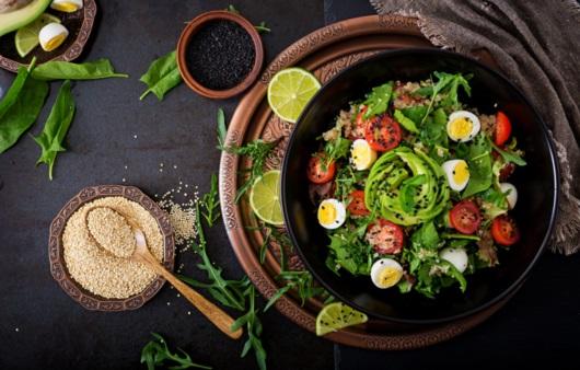 채식, 이렇게 놀라운 효과가? 당뇨병과 심혈관질환 예방