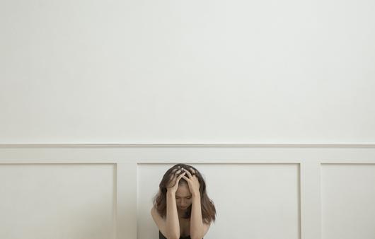 스트레스 잘 받는 여성, 다낭성난소증후군 위험
